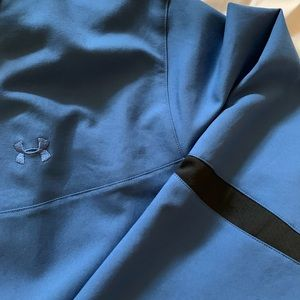 Under Armour Jackets & Coats - UA lightweight jacket in royal blue w/ black